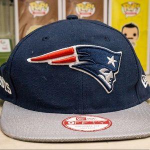 Official NFL Patriots Hat
